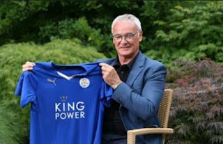 Ranieri Leicester City