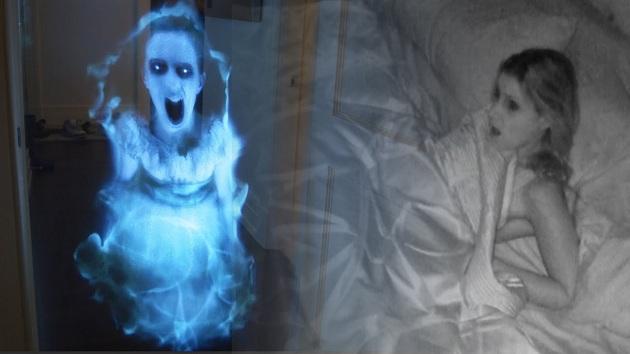 Ίσως το πιο τρομακτικό βίντεο που έχετε δει ποτέ: «Φάντασμα» επιτίθεται σε ξενοδοχείο!