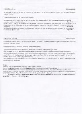 simulari romana