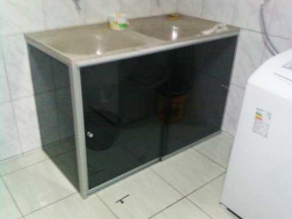 vidraçaria pirassununga Fechamento de Pia -> Pia De Banheiro Em Blindex