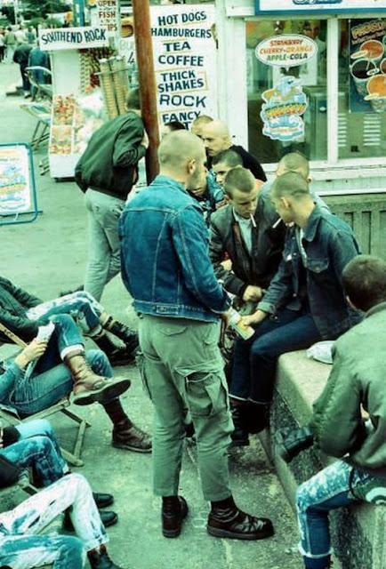 Skinheads 80's
