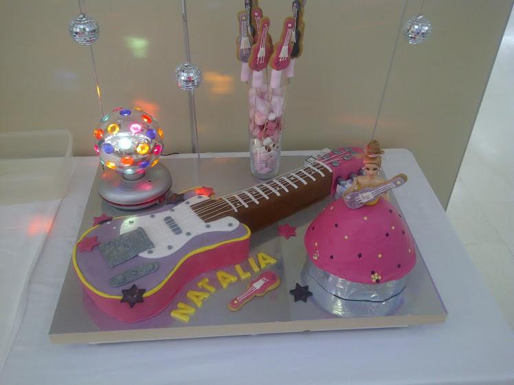 Guitarra Hannah Montana