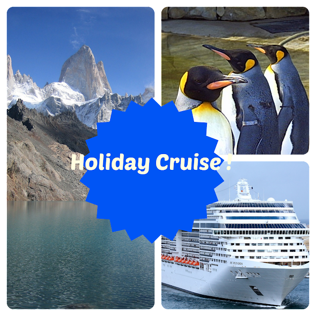 cruise, vacation, patagonia, carribean