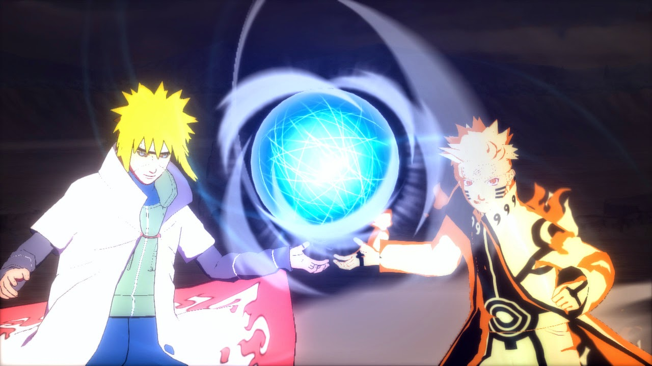 Naruto Shippuden Ultimate Ninja Storm Revolution (PC-GAME)