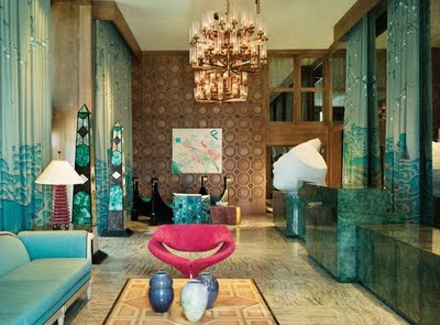 ART, interiors & more...: Kelly Wearstler - maximalism interior design