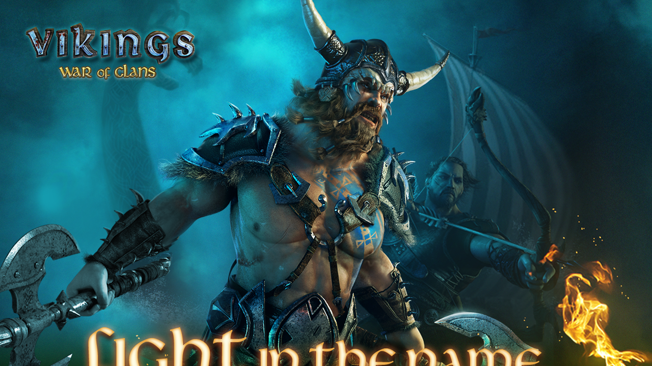 Vikings: War of Clans Gameplay Android