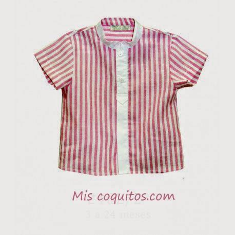 Camisa niño colección primavera-verano 2015