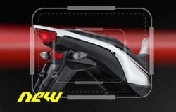 Slim & Simple Rear Body Design
