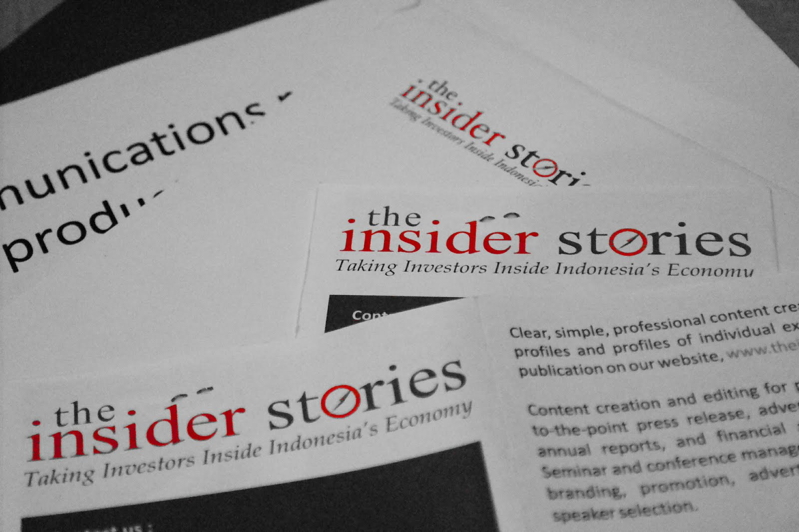 The Insider Stories