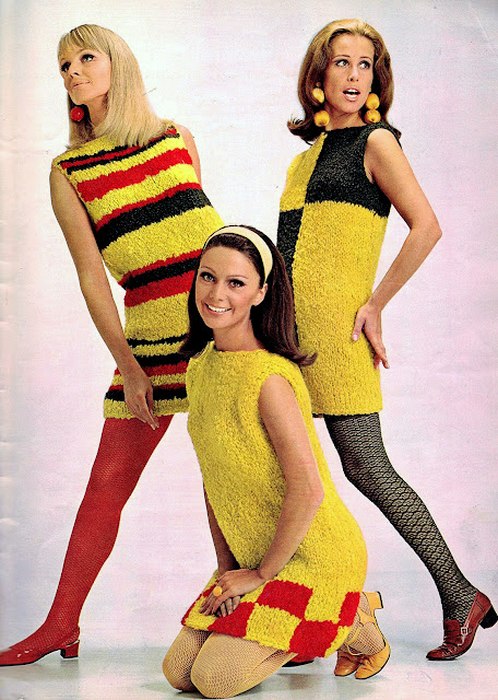 Retrospace Needlework A Go Go 30 1967