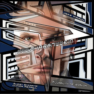 """Music » Download Jeff Hardy's New Music Album """"Plurality of Worlds"""" For Free (10 Tracks)"""