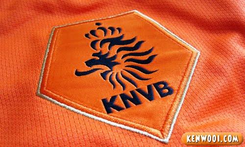 netherlands knvb jersey