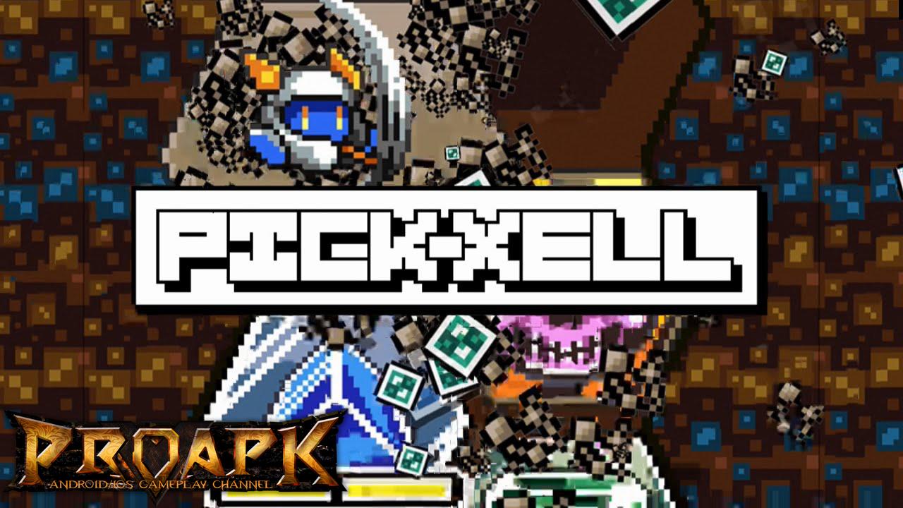 PICK-XELL