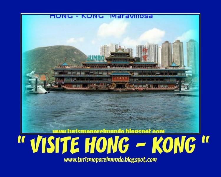 """"""" HONG KONG """" Una ciudad de Película"""