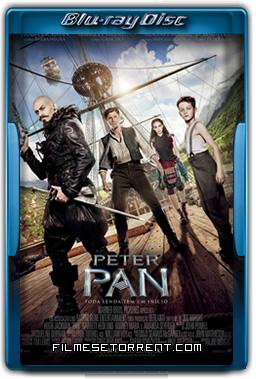 Peter Pan Torrent Dublado