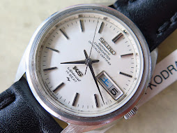 SEIKO KING SEIKO CHRONOMETER SPECIAL - AUTOMATIC 5246 6000 - VERY RARE