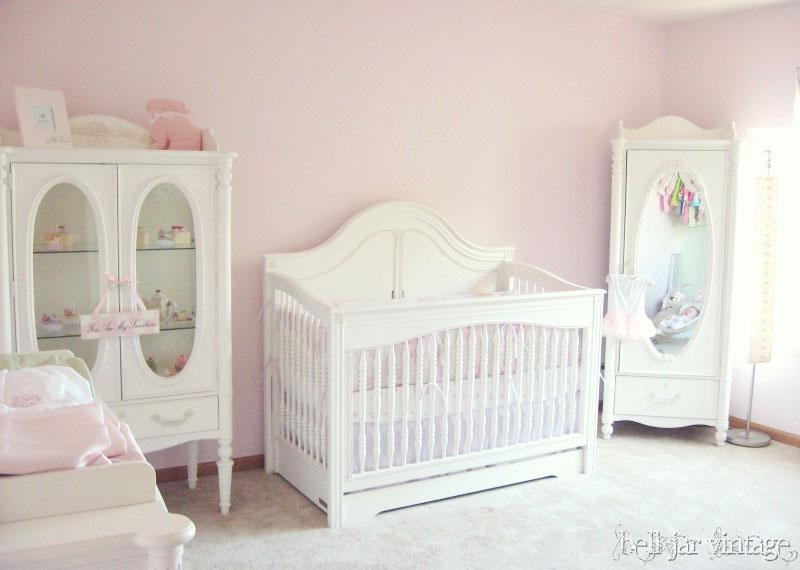 Bell jar vintage blush and bashful - Stanley young america bedroom set ...