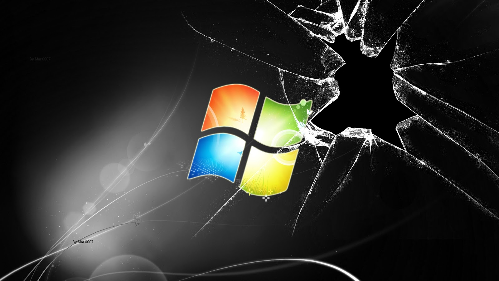 Broken Windows Amazing Hdquality Wallpapers
