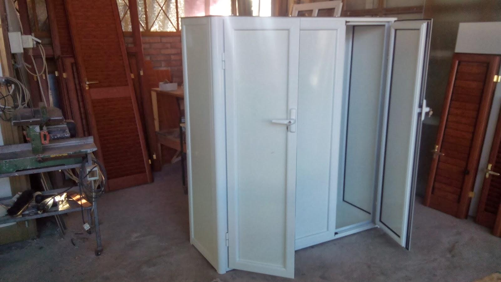 Infissi in alluminio armadio per esterno - Armadi in alluminio per esterni ...