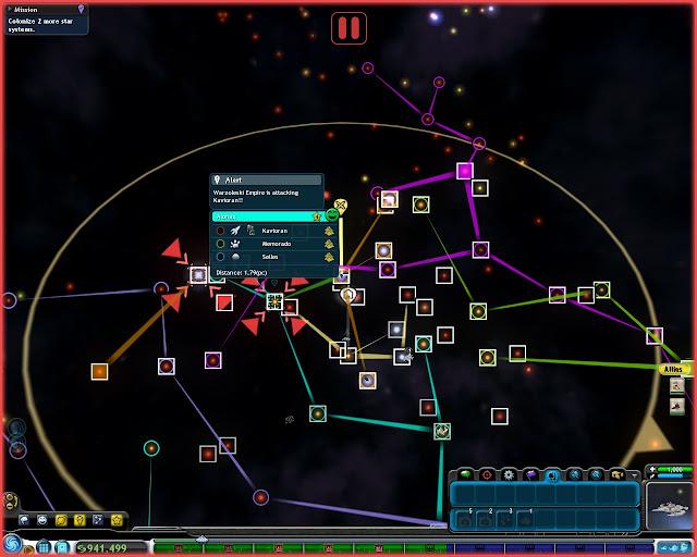 Spore - Space Exploration Screenshot