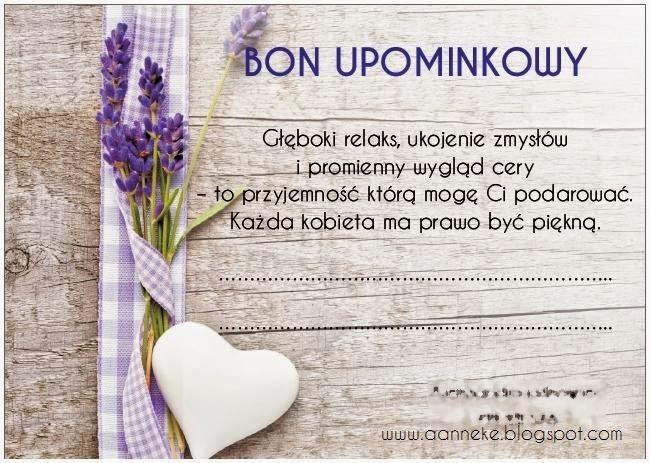 Aanneke Handmade Lawendowe Kupony
