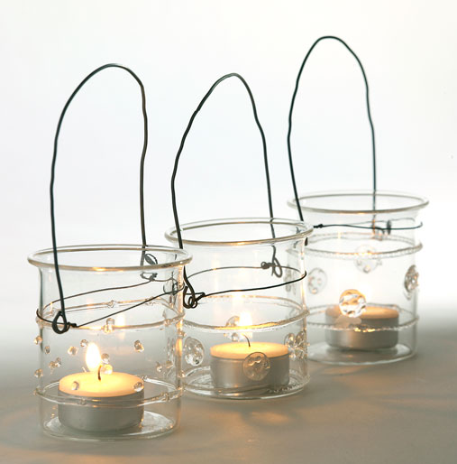 Ideas Para Decorar Un Baño Con Velas:Hay un montón de ideas para tener una lámpara original: