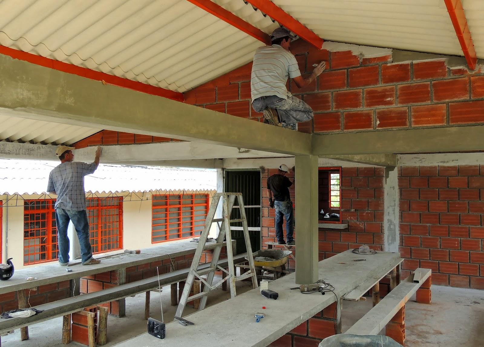 Salamina dia a dia cooperativa construye restaurante for Proyecto restaurante escolar