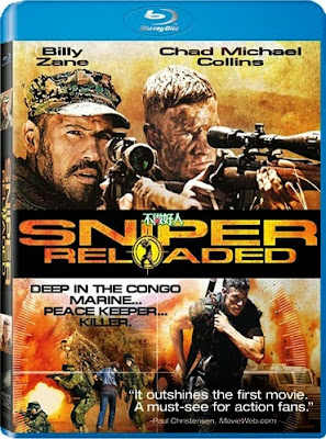 Sniper Reloaded 2011 Dual Audio [Hindi Eng] BluRay 720p 800mb