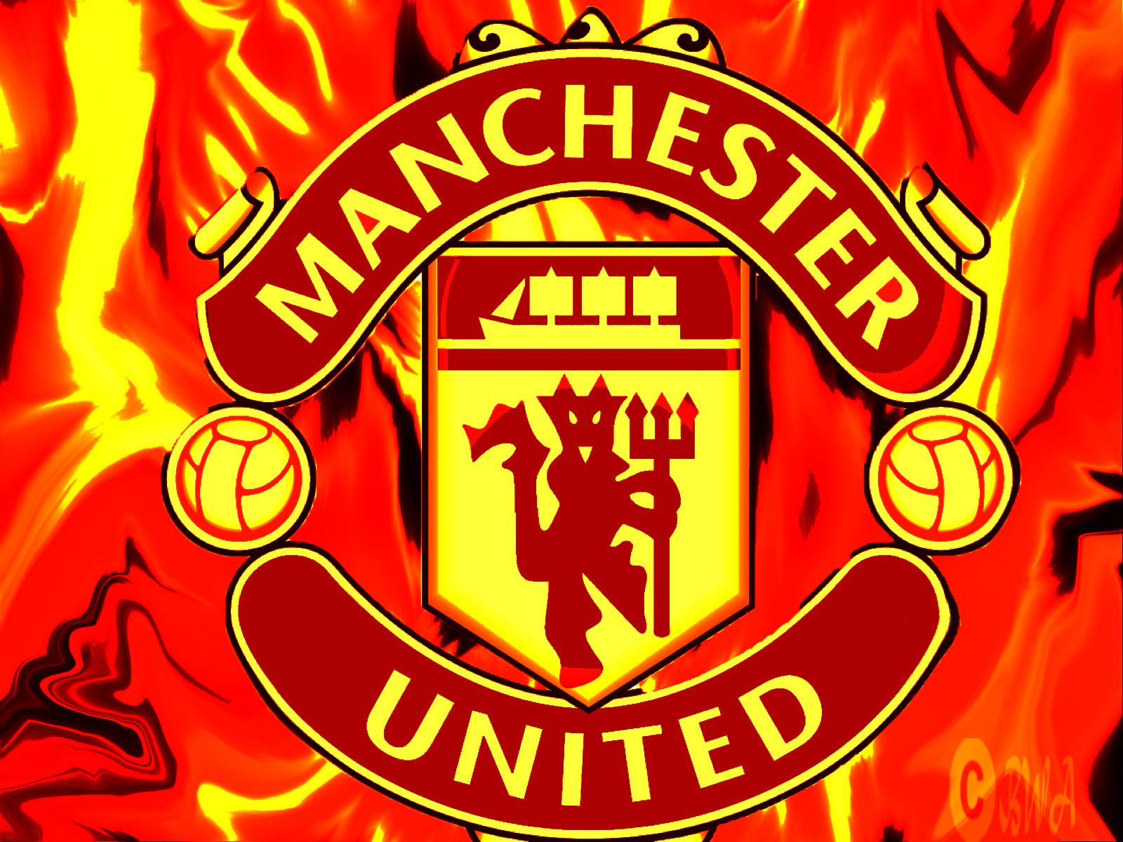 FC Manchester United HD Wallpapers | HD Wallpapers - Blog