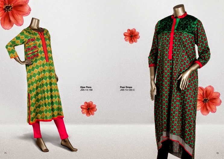 New Designs of Lawn Collection