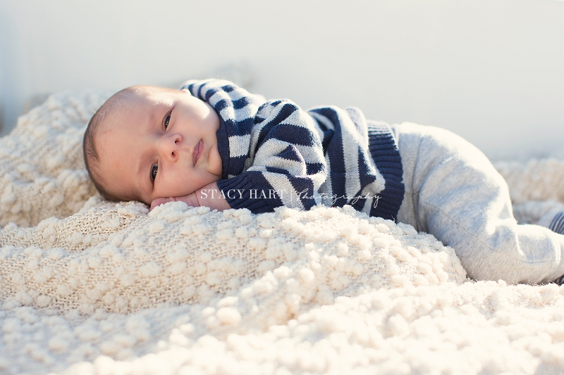 Copyright Stacy Hart Photography - Maryland Newborn Photographer