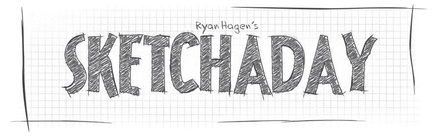 Sketchaday