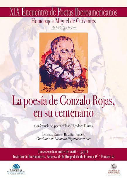 Presentación en Salamanca
