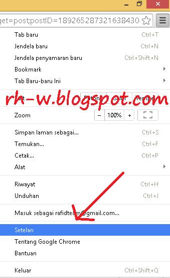 Cara Menonaktifkan JavaScript di Google Chrome