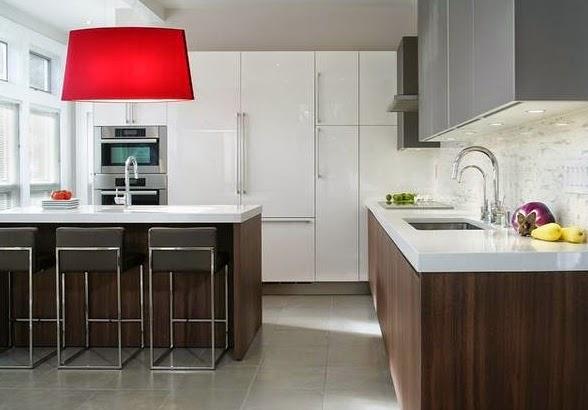 Ruang dapur sederhana