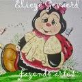 Elieze Gevaerd   Fazendo artes
