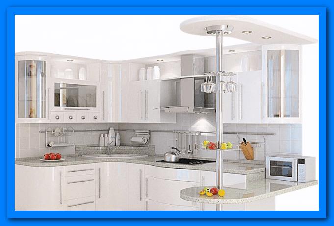 Dise os muebles cocinas modernas web del bricolaje for Programa diseno muebles cocina