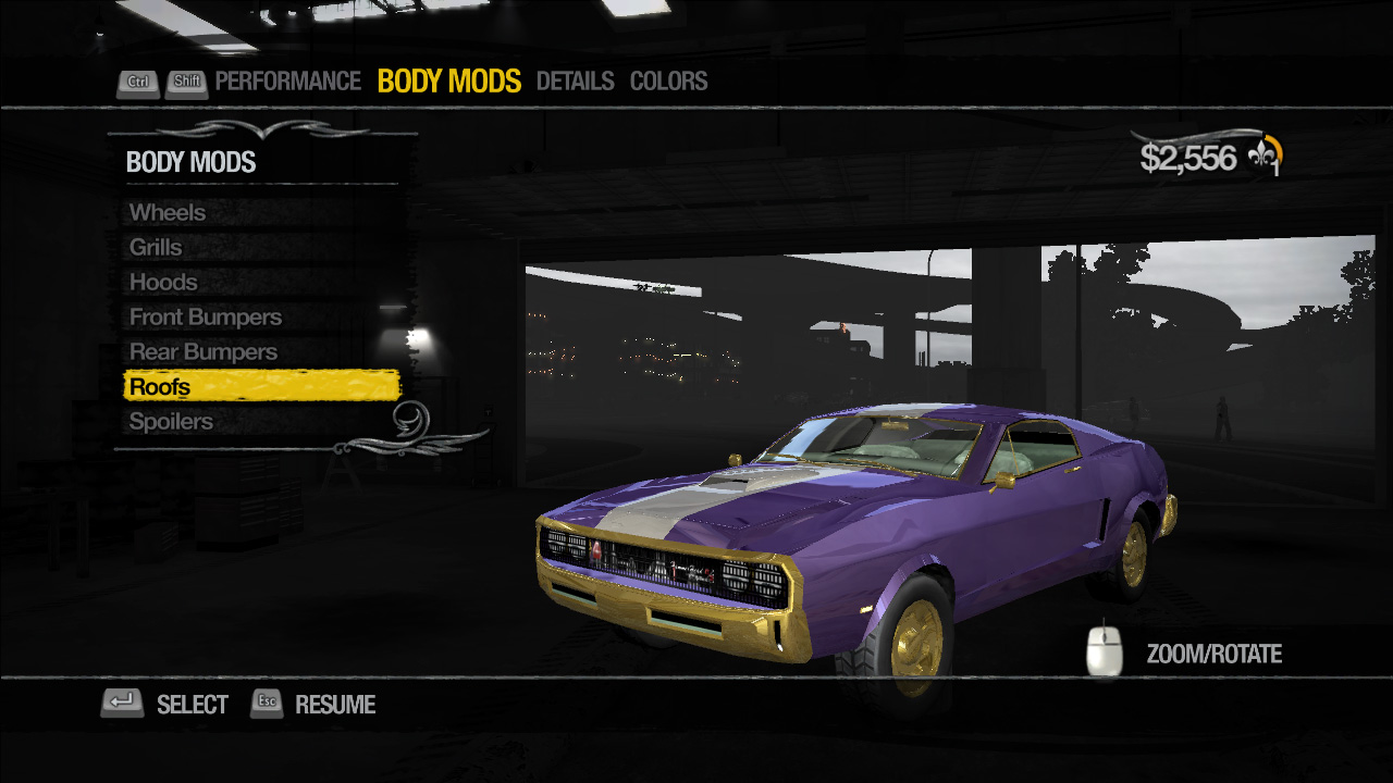 Cool Cars On Saints Row
