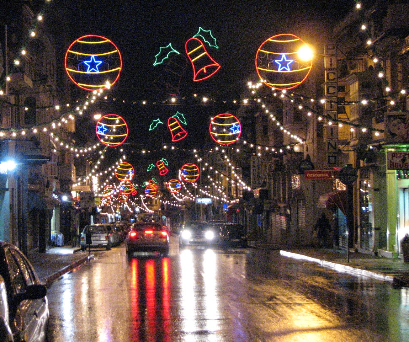 Father Julian's Blog: Christmas Decorations From Malta