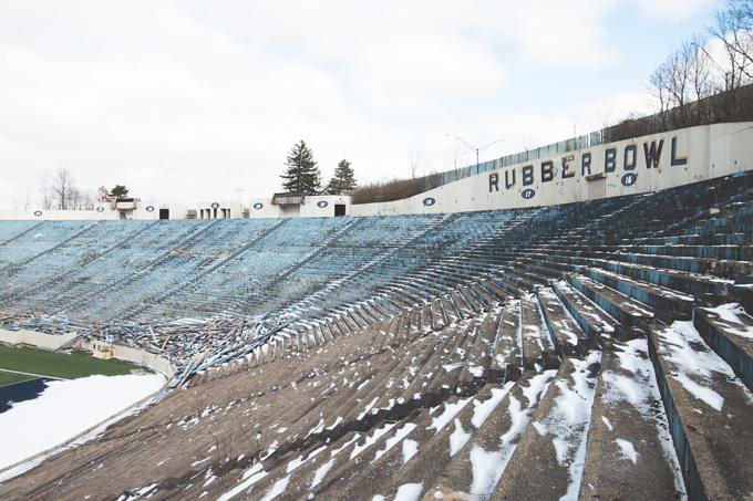 Rubber Bowl Stadium