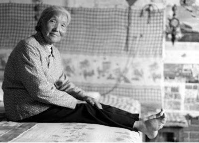 Zhang Yun Ying 103-years-old