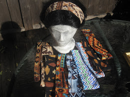 Indigenized Fabric Hairbands