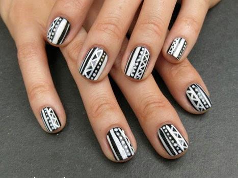 Decoracion De uñas en imagenes
