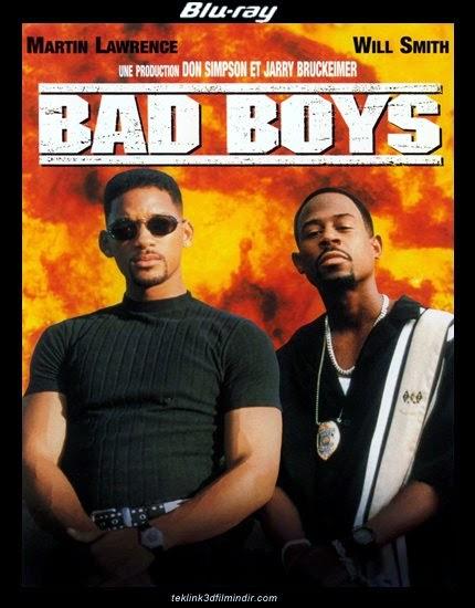 Çılgın İkili 1 - Bad Boys 1 - 1995 - 1080p - bluray - tek link indir