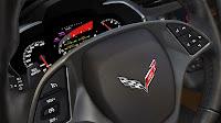 The 2014 Chevrolet Corvette Stingray dash