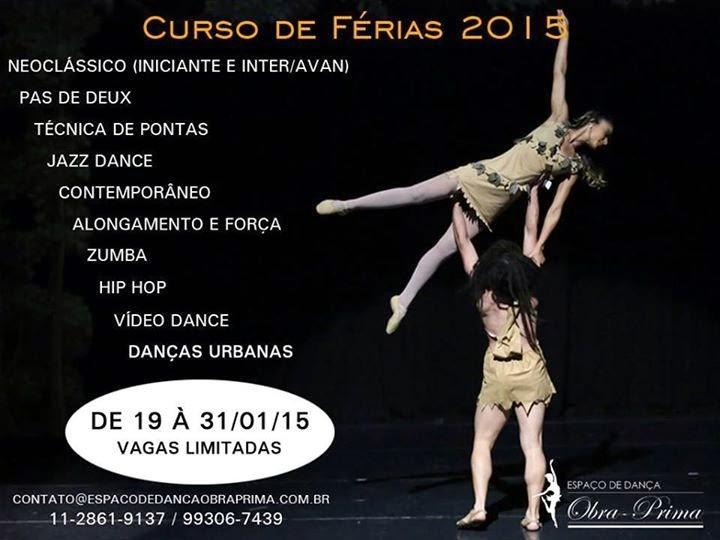 Curso de Ferias 2015 - Obra Prima