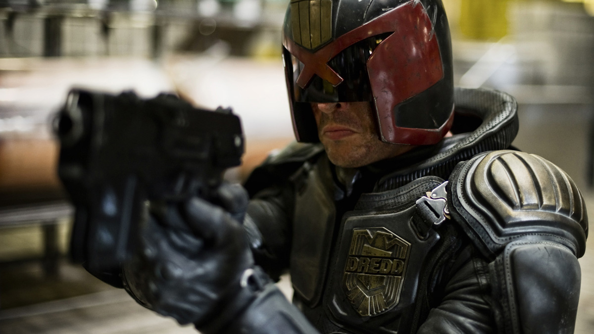 Dredd (2012)