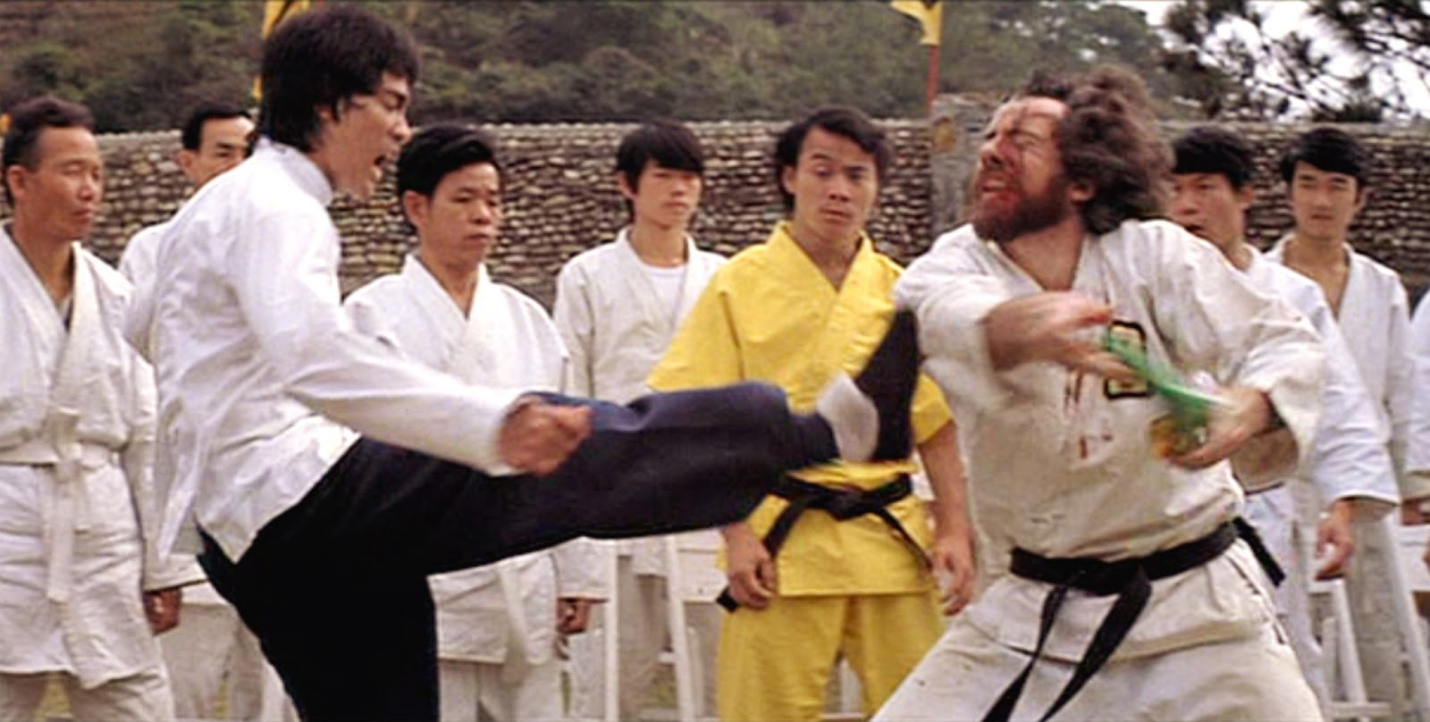 enter the dragon Watch enter the dragon online enter the dragon the 1973 movie reviews, trailers, videos and more at yidio.
