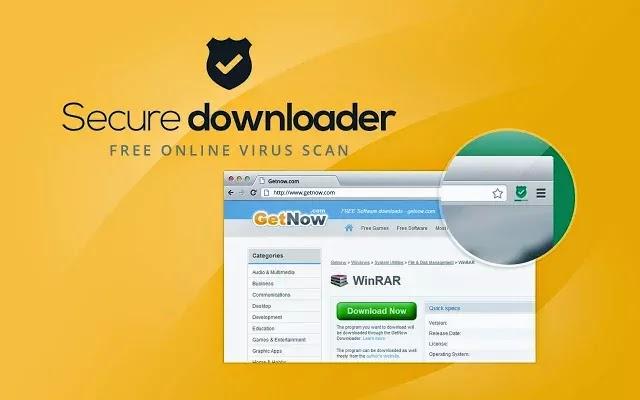 Secure Downloader