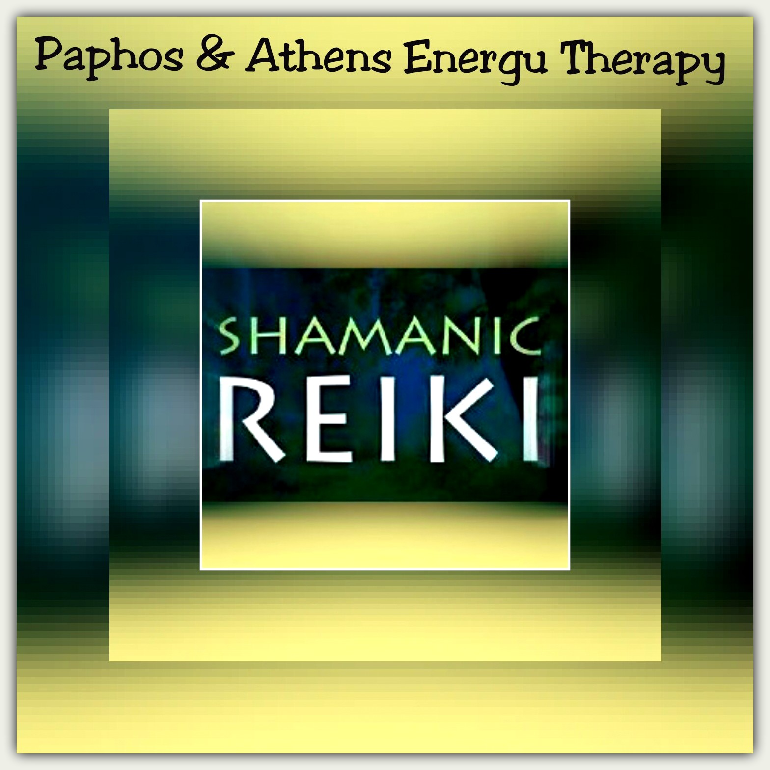 ~Paphos & Athens Energy Therapy